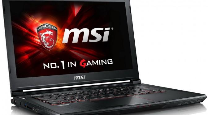 Présentation du MSI GS40 6QE